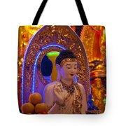 Vietnamese Temple Tote Bag