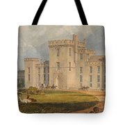 View Of Hampton Court Tote Bag