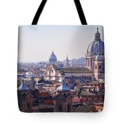 View Of Rome 2013 Tote Bag