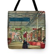 View Of The India Section Of The Great Tote Bag
