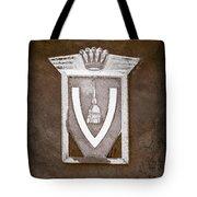 Vignale Emblem Tote Bag