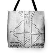 Villard De Honnecourt (c1225-c1250) Tote Bag