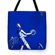 Vintage Poster - Wpa - Athletics 2 Tote Bag