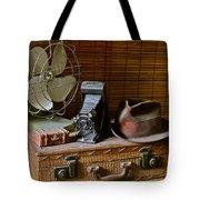 Vintage Vignette Tote Bag