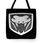 Viper Emblem Tote Bag