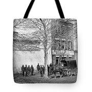 Virginia Slave Dealer Tote Bag