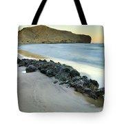 Volcanic Rocks Tote Bag