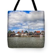 Volendam Tote Bag by Joana Kruse