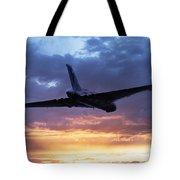 Vulcan Sunset Tote Bag