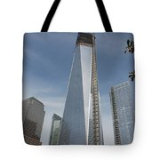 1 W T C And Museum Tote Bag