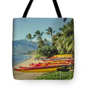 Kenolio Beach Sugar Beach Kihei Maui Hawaii  Tote Bag