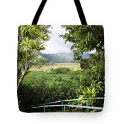 Wailua Valley State Wayside Tote Bag