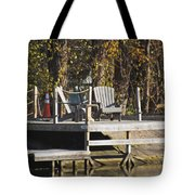 Waiting For Summer Tote Bag
