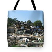 War Of The Worlds - Universal Studios Tote Bag