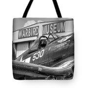 Warbird Museum Tote Bag