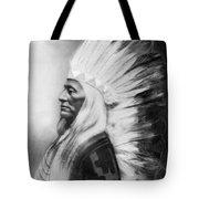 Washakie (1804-1900) Tote Bag