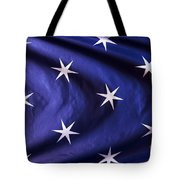 Washington's Flag Tote Bag