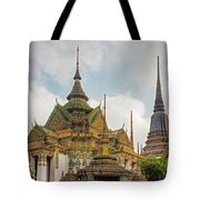 Wat Pho, Thailand Tote Bag