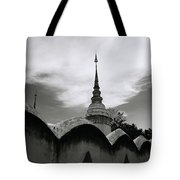 Wat Suan Dok Tote Bag