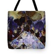 Water Cave Tote Bag