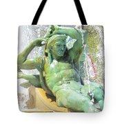 Water Gods Tote Bag