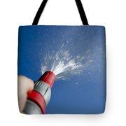 Water Hose Tote Bag