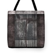 Watershed Abstract Tote Bag