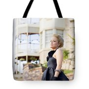 Wealthy Woman Tote Bag