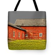 Weathered Tote Bag