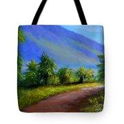 West Maui Mountains Tote Bag