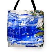 Wet Paint 54 Tote Bag