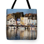 Weymouth In The Water Tote Bag