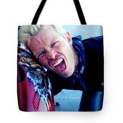 Billy Idol - Whiplash Smile Tote Bag