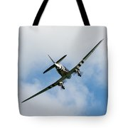 Whiskey 7 Goes To War Tote Bag
