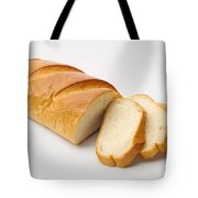 White Bread With Slices Tote Bag