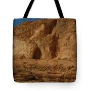 White Canyon Sinai Desert Egypt Tote Bag