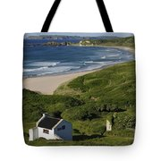 White Park Bay, Ireland Tote Bag