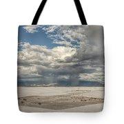 White Sands Rain Tote Bag