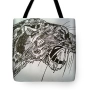 Wild Cheetah Tote Bag