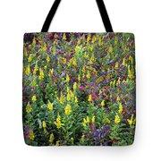Wildflower Meadow Tote Bag