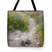Wildflower Wonderland 11 Tote Bag