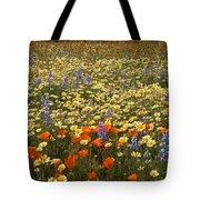 Wildflower Wonderland 9 Tote Bag
