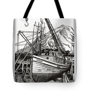 Will Fish Again Another Day Tote Bag