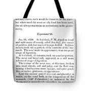 William Beaumont Tote Bag