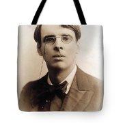 William Butler Yeats (1865-1939) Tote Bag