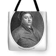 William Cheselden Tote Bag