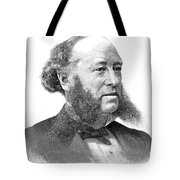 William Henry Vanderbilt (1821-1885) Tote Bag