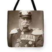 William I Of Prussia (1797-1888) Tote Bag