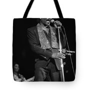 Wilson Pickett Tote Bag
