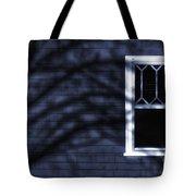 Window And Shadows Tote Bag